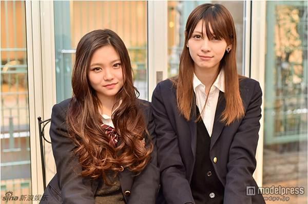 Nữ sinh trung học xinh đẹp nhất Nhật Bản bị chê già - 2