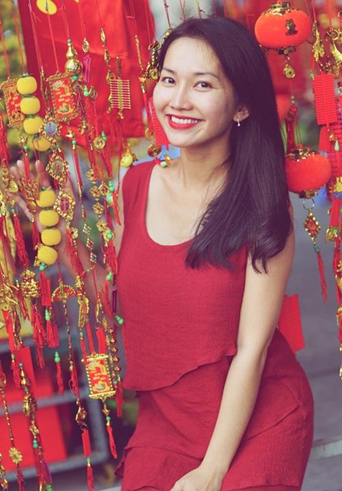 """Thời trang của 5 """"bà bầu"""" đình đám trong showbiz Việt - 14"""