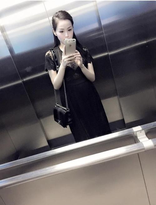 """Thời trang của 5 """"bà bầu"""" đình đám trong showbiz Việt - 17"""