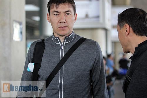 Đối thủ của U23 VN uể oải trước cái nắng Sài Gòn - 9