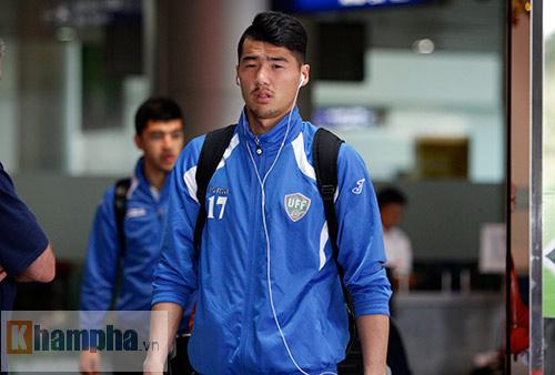 Đối thủ của U23 VN uể oải trước cái nắng Sài Gòn - 2