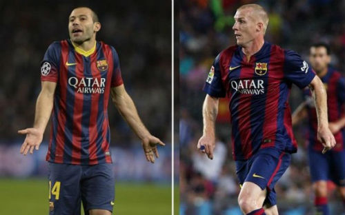 """Barca: Lộ diện """"hung thần"""", Busquets lỡ El Clasico - 3"""
