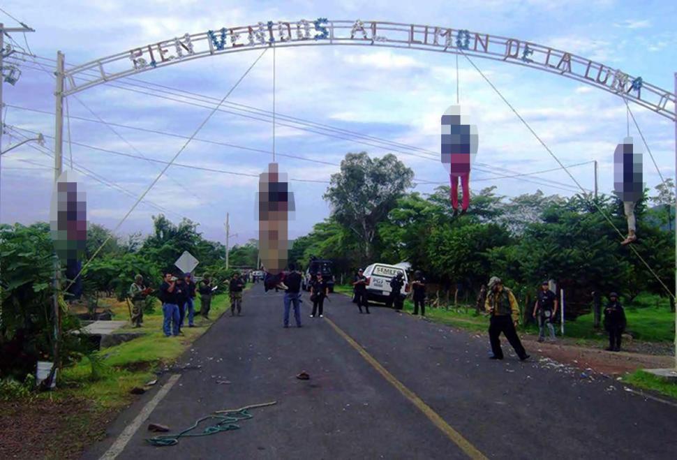 Cuộc sống ác mộng trong lòng băng đảng ma túy Mexico - 2