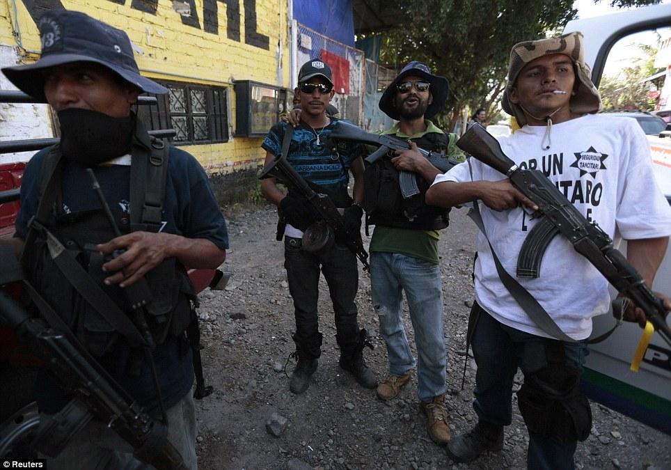 Cuộc sống ác mộng trong lòng băng đảng ma túy Mexico - 3