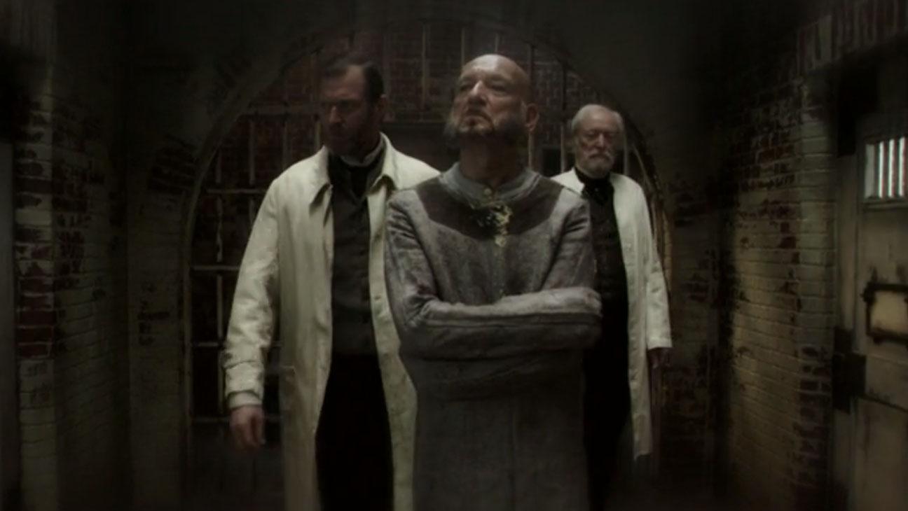 Trailer phim: Stonehearst Asylum - 4