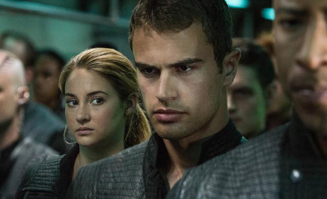 Trailer phim: Divergent - 1