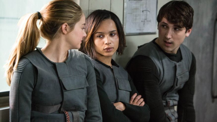 Trailer phim: Divergent - 3