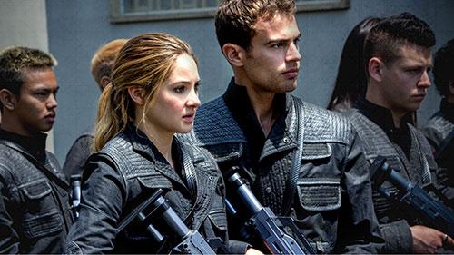 Trailer phim: Divergent - 4