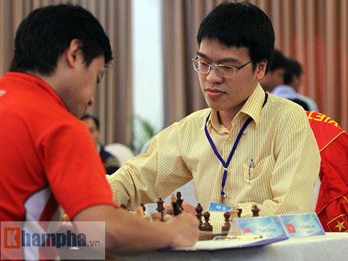 Cờ vua: Quang Liêm thắng đối thủ số 1 gốc Trung Quốc - 1