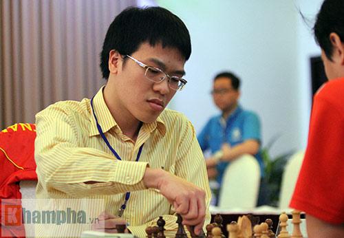 Cờ vua: Quang Liêm thắng đối thủ số 1 gốc Trung Quốc - 2