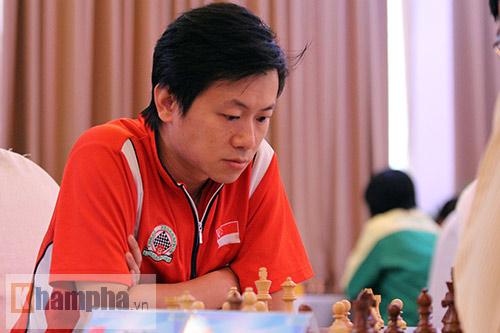 Cờ vua: Quang Liêm thắng đối thủ số 1 gốc Trung Quốc - 3
