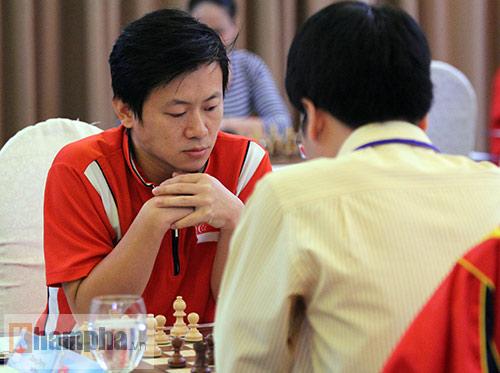 Cờ vua: Quang Liêm thắng đối thủ số 1 gốc Trung Quốc - 4
