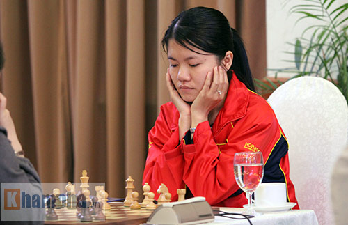 Cờ vua: Quang Liêm thắng đối thủ số 1 gốc Trung Quốc - 7