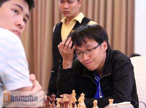 Cờ vua: Quang Liêm thắng đối thủ số 1 gốc Trung Quốc - 6