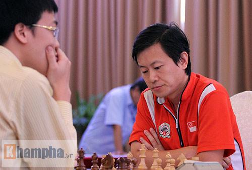 Cờ vua: Quang Liêm thắng đối thủ số 1 gốc Trung Quốc - 5