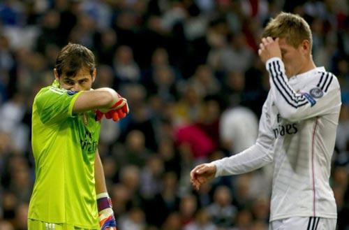 Tiết lộ nguyên nhân khiến Real thua  đau Schalke - 1