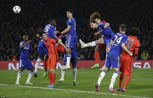 Chelsea - PSG: Định mệnh đắng cay - 1