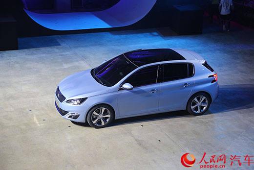 Peugeot 308S niêm yết trên thị trường vào 15/4 tới - 2