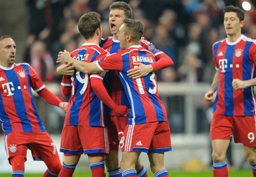 Bayern hủy diệt Shakhtar, Guardiola hả hê - 1