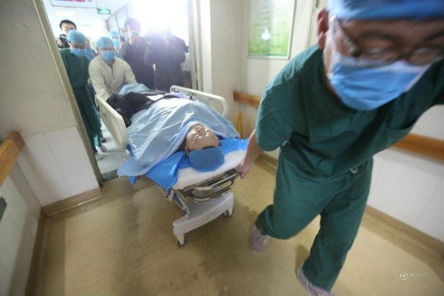 Cảm động người vợ trẻ hiến thận để cứu sống chồng - 6