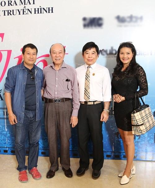 Trương Nhi hở bạo, tình cảm với diễn viên nam lớn tuổi - 8