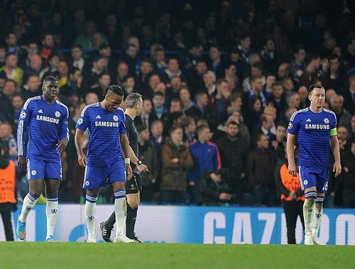 """Chelsea bị loại: """"Cái chết"""" được báo trước - 3"""