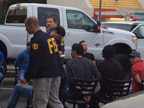11 quán cà phê người Việt ở Mỹ bị FBI đột kích - 1