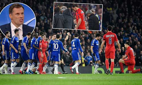 """Thầy trò Mourinho bị truyền thông """"đánh"""" tơi bời - 1"""