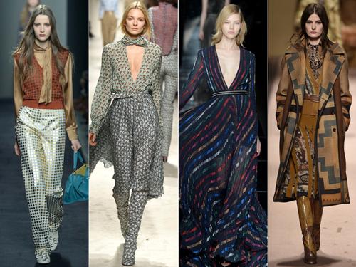 """9 xu hướng thời trang được """"lăng xê"""" tại sàn diễn Milan - 2"""