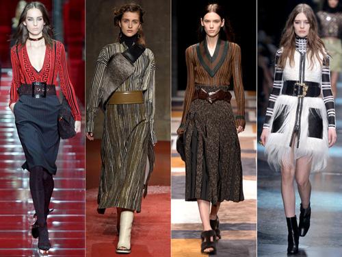 """9 xu hướng thời trang được """"lăng xê"""" tại sàn diễn Milan - 4"""