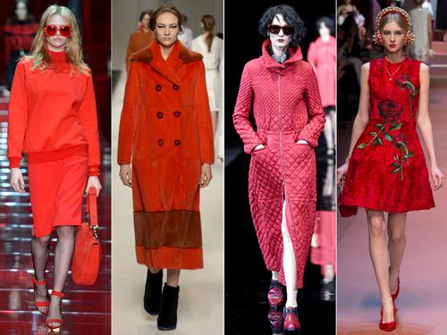 """9 xu hướng thời trang được """"lăng xê"""" tại sàn diễn Milan - 1"""