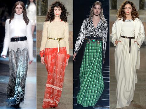 """9 xu hướng thời trang được """"lăng xê"""" tại sàn diễn Milan - 9"""