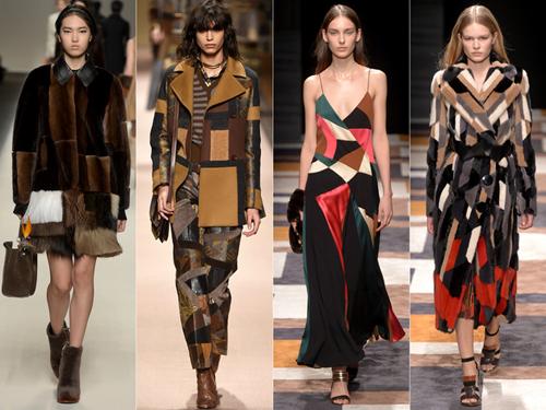 """9 xu hướng thời trang được """"lăng xê"""" tại sàn diễn Milan - 7"""