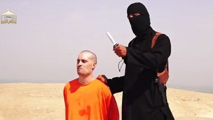Vì sao các nạn nhân bị IS chặt đầu đều rất bình thản? - 1