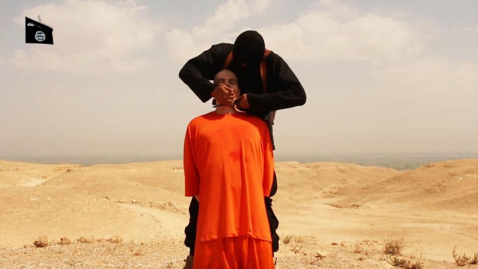Vì sao các nạn nhân bị IS chặt đầu đều rất bình thản? - 2