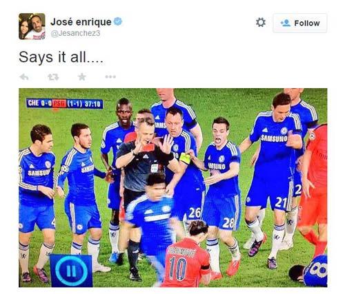 """Thầy trò Mourinho bị truyền thông """"đánh"""" tơi bời - 6"""