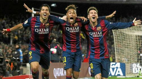 """Neymar xem thường """"tam tấu"""" BBC của Real - 1"""