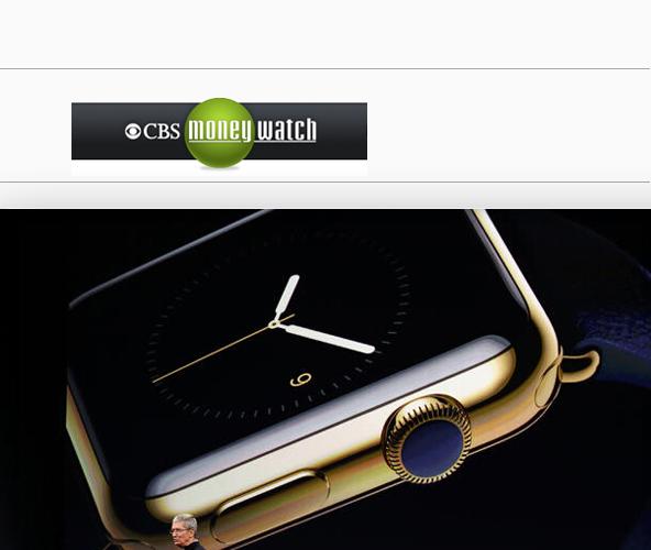 Nghi vấn Apple Watch không chứa vàng ở vỏ ngoài? - 1