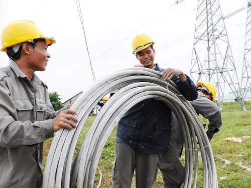 Chỉ số tiếp cận điện Việt Nam kém Lào tới 7 bậc - 1