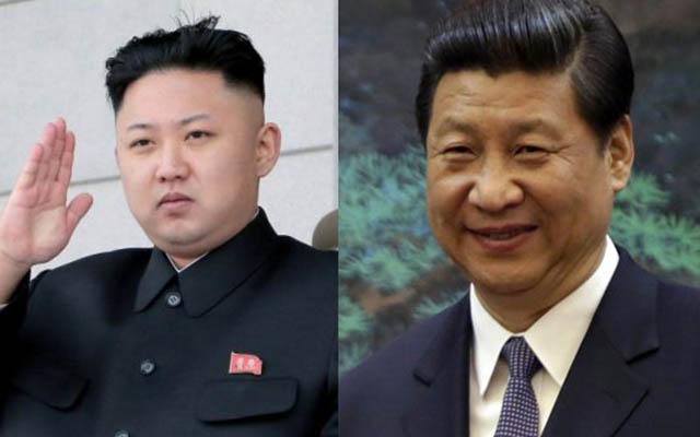 """Trung Quốc đang sốt sắng """"hâm nóng"""" quan hệ với Triều Tiên? - 1"""
