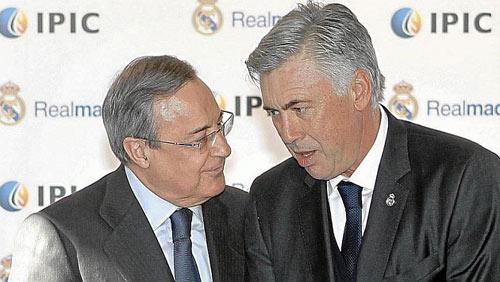 Real họp khẩn, xác định tương lai HLV Ancelotti - 1
