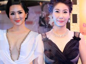 8 bộ váy gây tranh cãi của sao Việt tại liên hoan phim