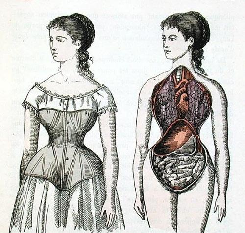 """""""Cô bé Lọ Lem"""" giúp áo corset nịt ngực đắt hàng - 3"""
