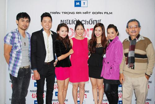 """M&T Pictures thắng lớn tại giải Cánh Diều 2014 với """"Người chồng điên"""" - 2"""