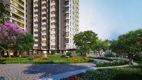 """Nam Long """"xanh hóa"""" dự án căn hộ - 3"""