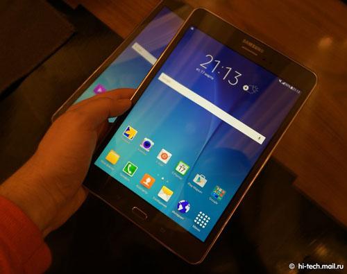 Samsung Galaxy Tab A trình làng tại Nga - 4