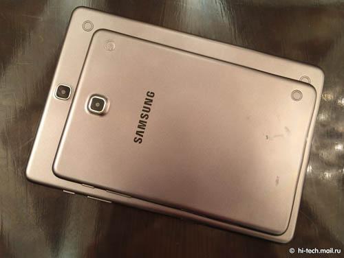 Samsung Galaxy Tab A trình làng tại Nga - 2