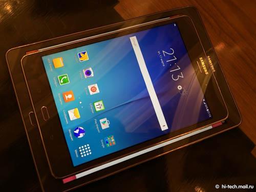 Samsung Galaxy Tab A trình làng tại Nga - 3