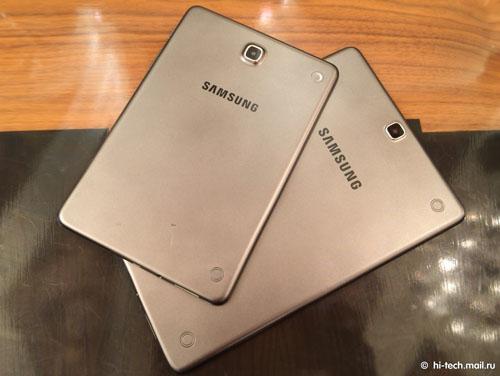 Samsung Galaxy Tab A trình làng tại Nga - 6