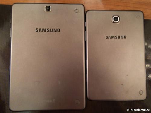 Samsung Galaxy Tab A trình làng tại Nga - 5
